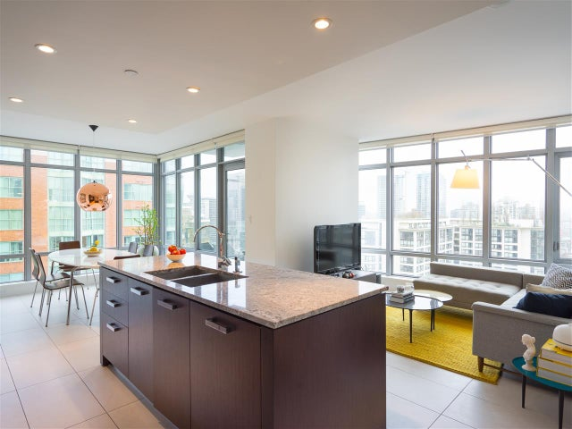 2408 1028 BARCLAY STREET - West End VW Apartment/Condo for sale, 2 Bedrooms (R2061423) #1